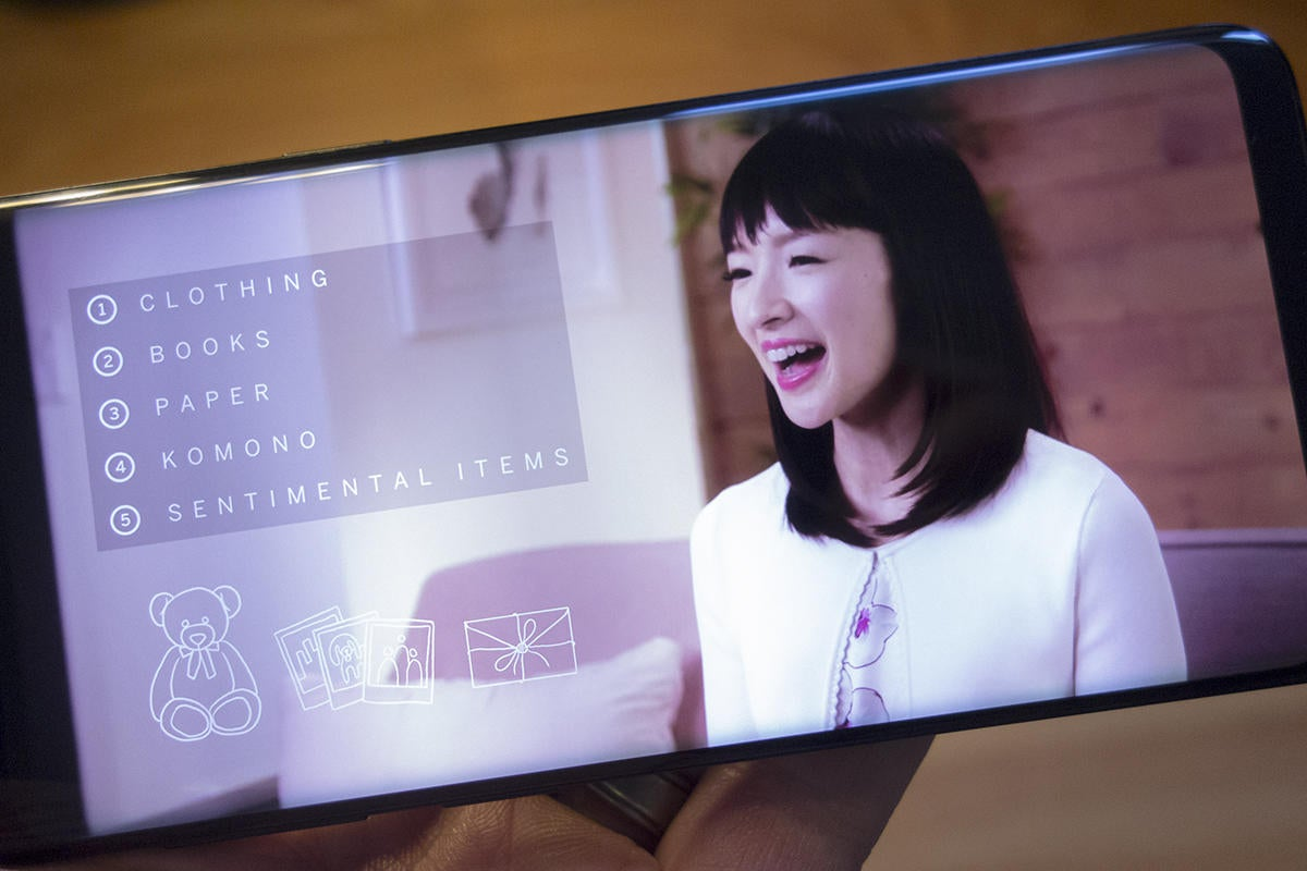 5 ways to tidy up your Android phone, inspired by Marie Kondo