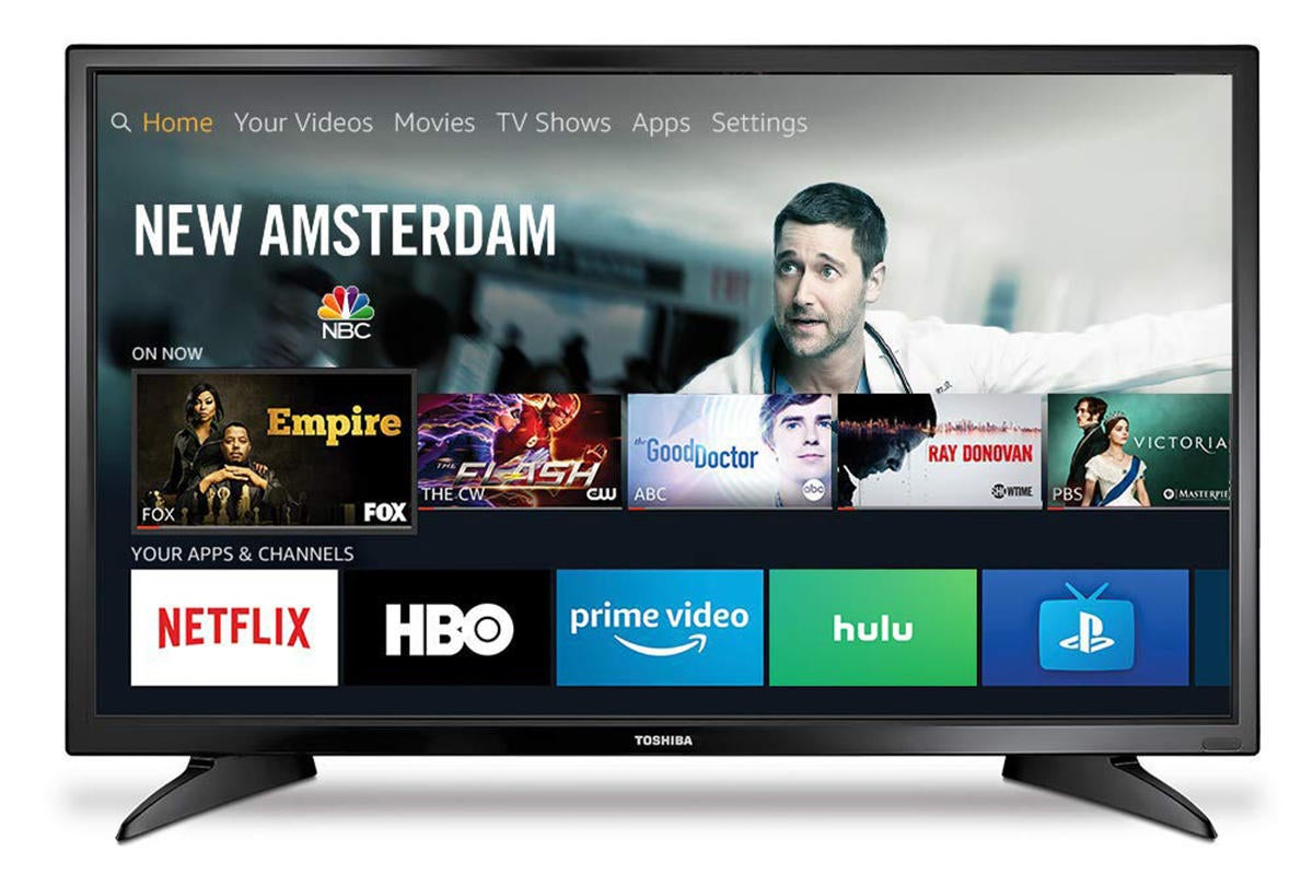 Toshiba Amazon Fire TV Edition: Alexa voice comes to cheap TVs