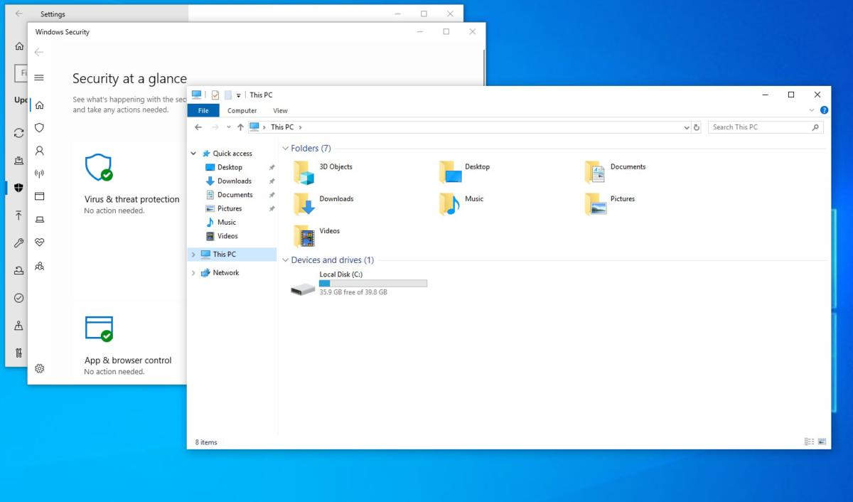 windows sandbox storage