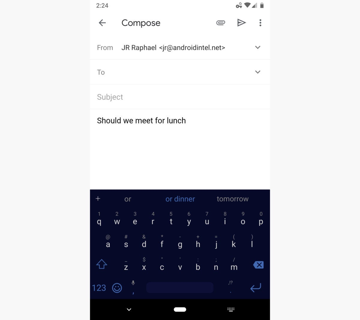 android keyboard apps swiftkey