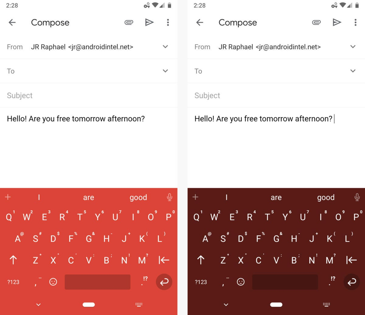 android keyboard apps chrooma