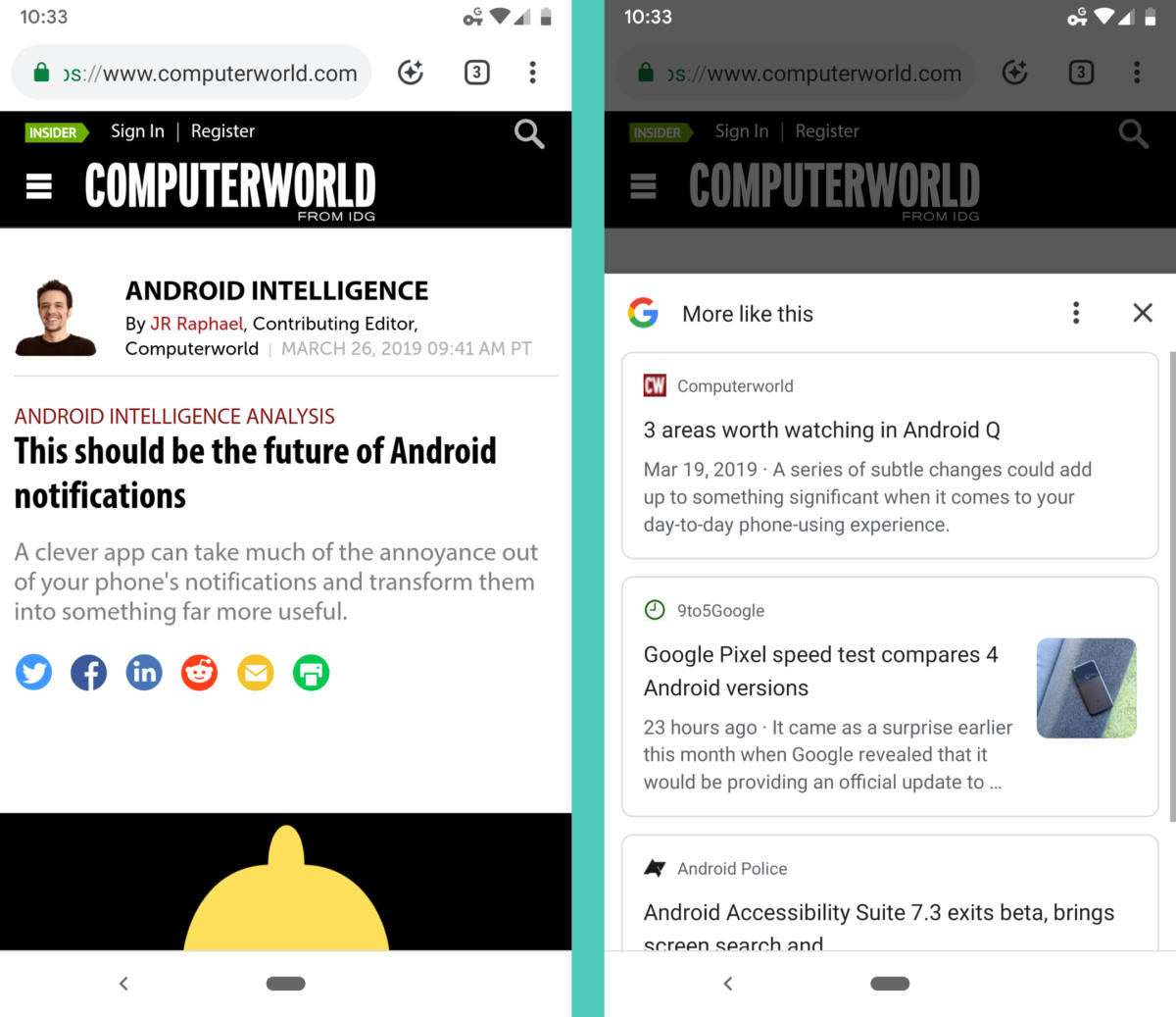 7 hidden settings to make Chrome for Android even better | Computerworld