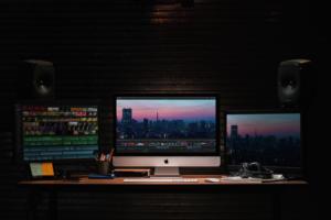 2019 imac video editing
