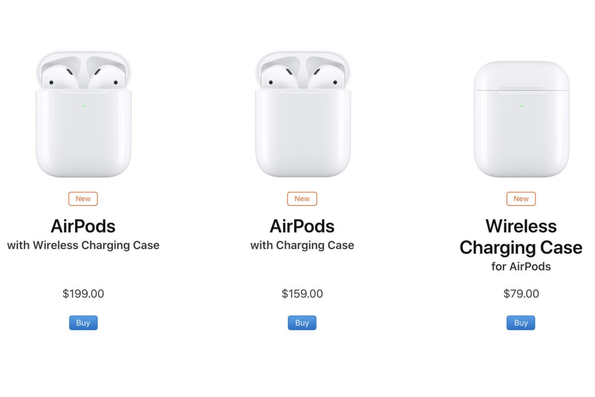 newest collection ac9b7 5a81c 7 things you need to know about Apple's new AirPods | Macworld