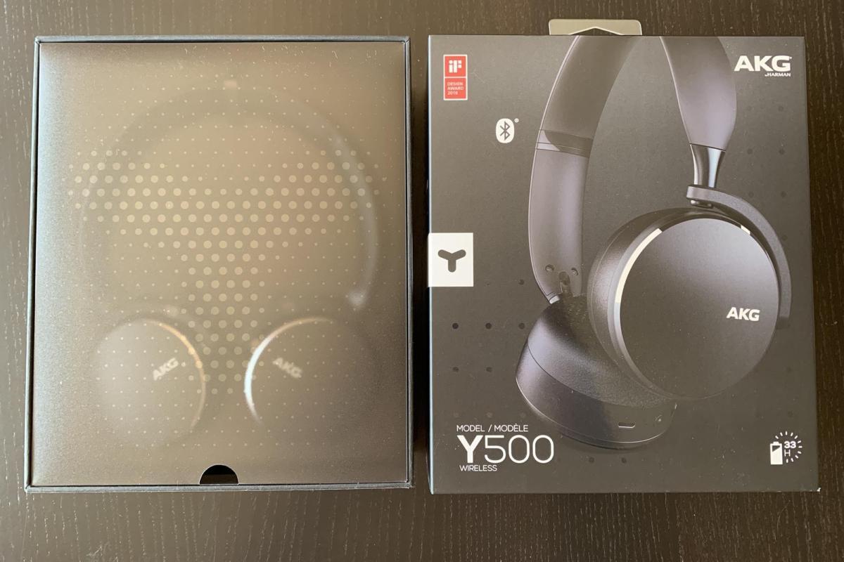 AKG Y500 wireless headphone review | TechHive