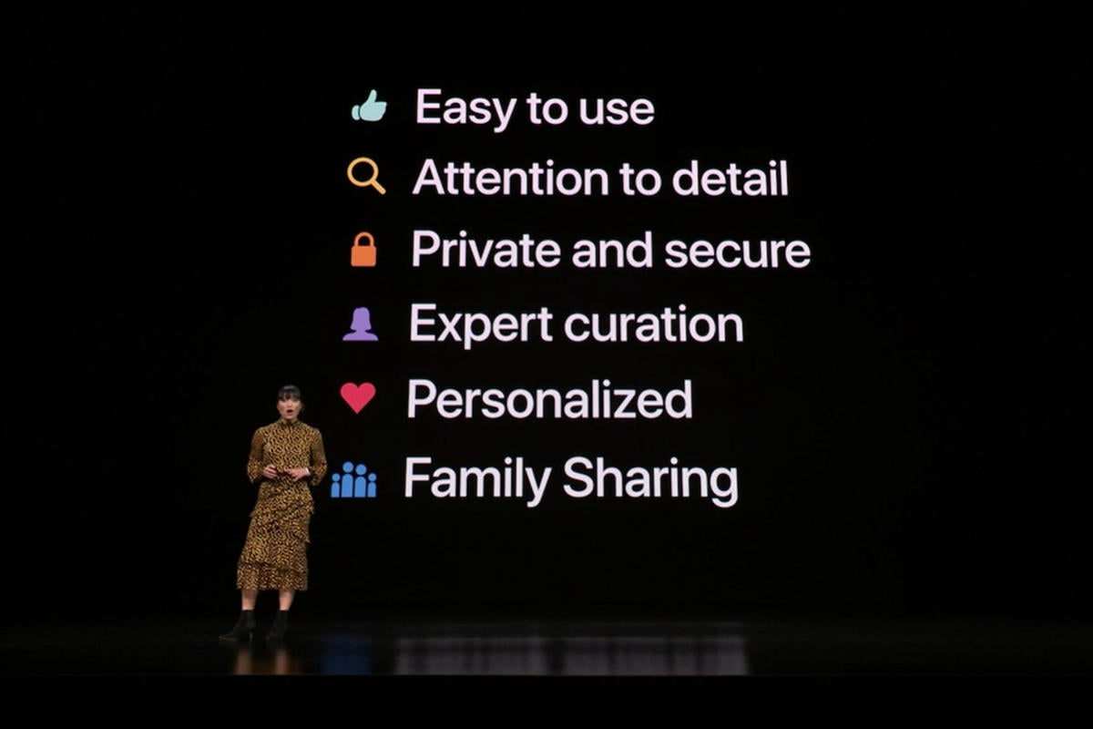 apple arcade bullet points