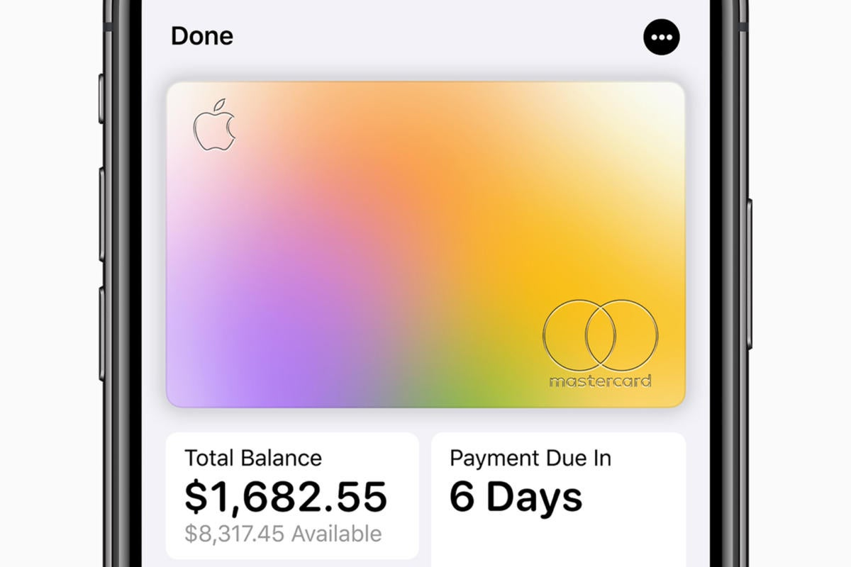 Apple, Apple Card, iOS, Apple Pay, finance