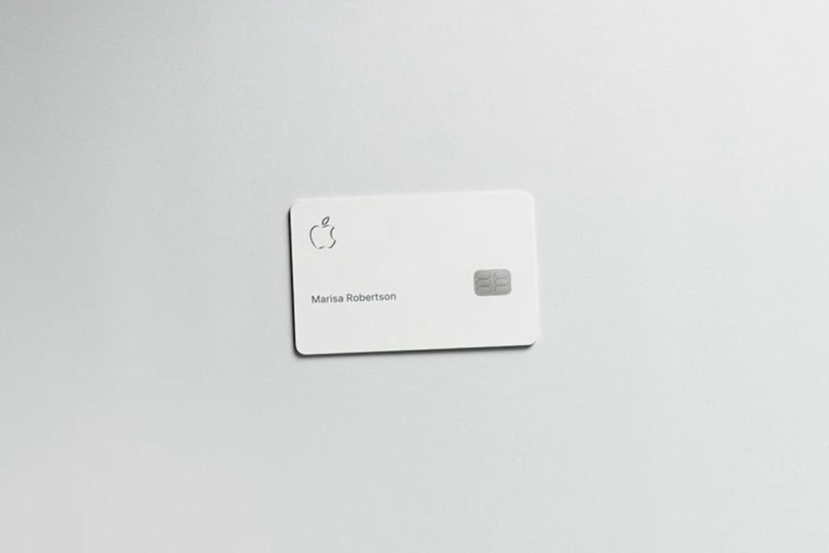 apple card physical