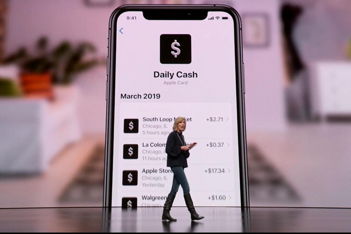 apple card rewards
