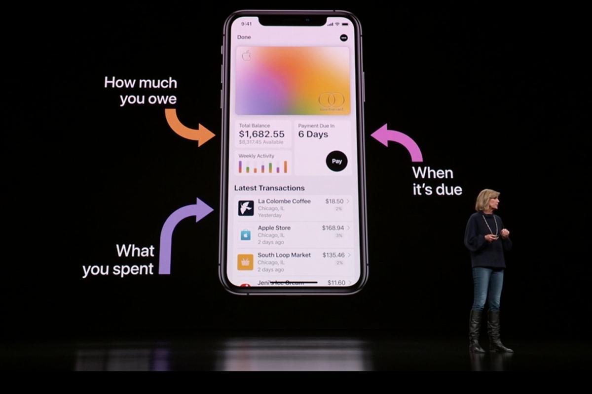 apple card transactions