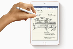 apple ipad mini pencil 2019