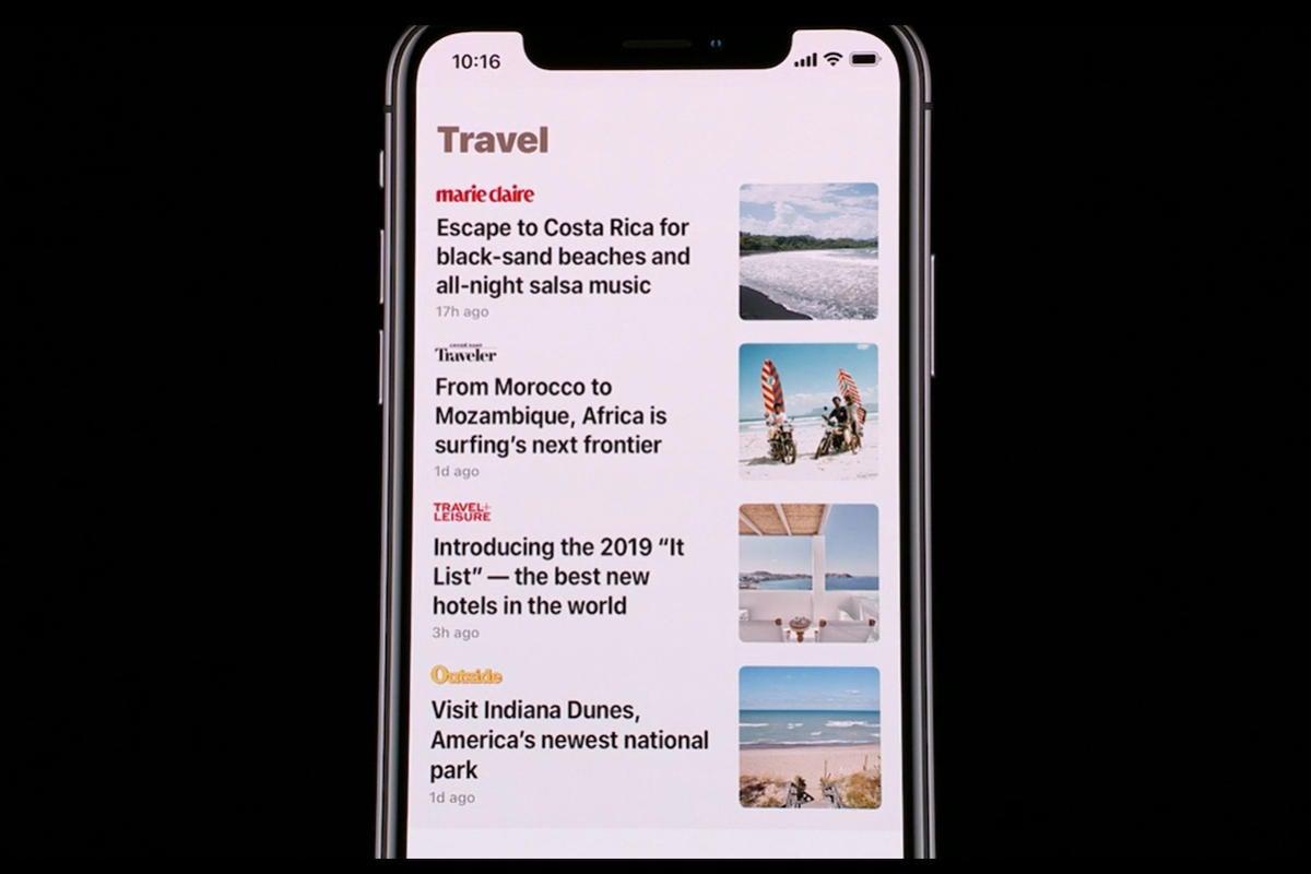 apple news plus multiple articles