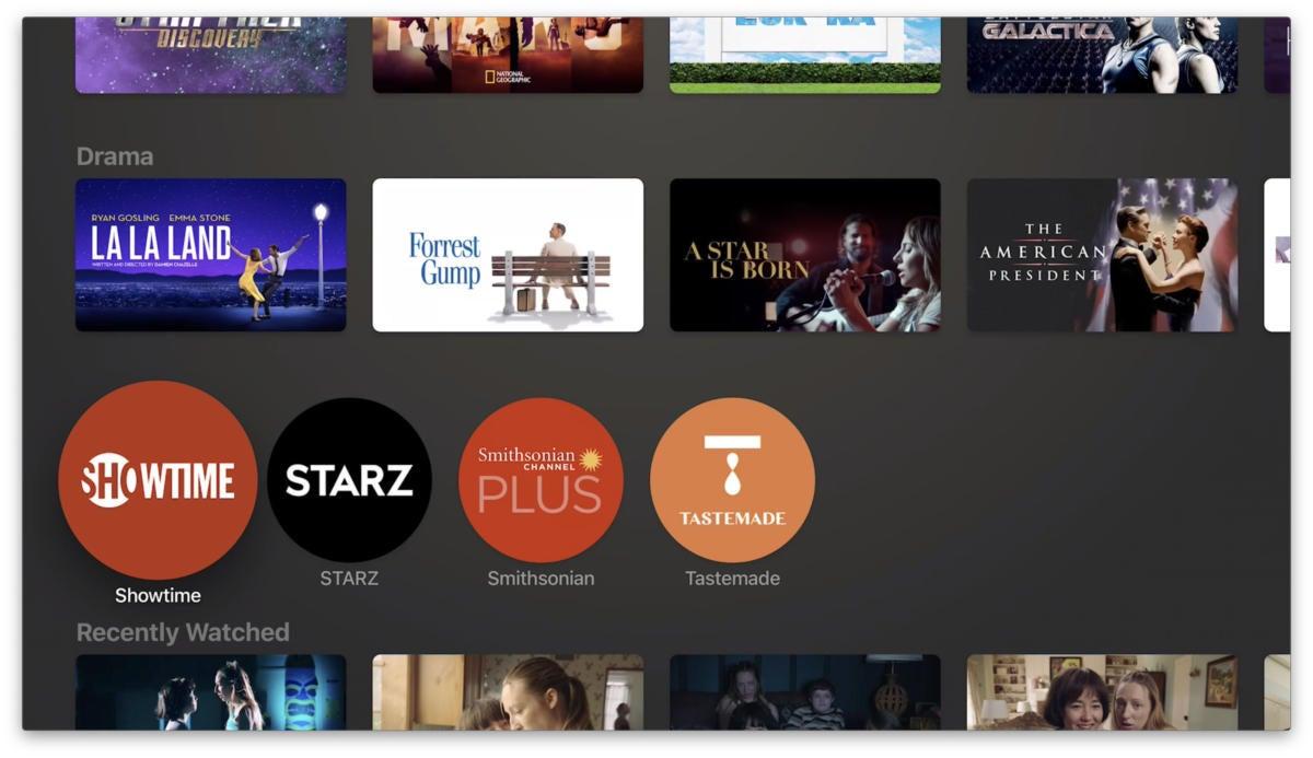 apple tv app channels 2