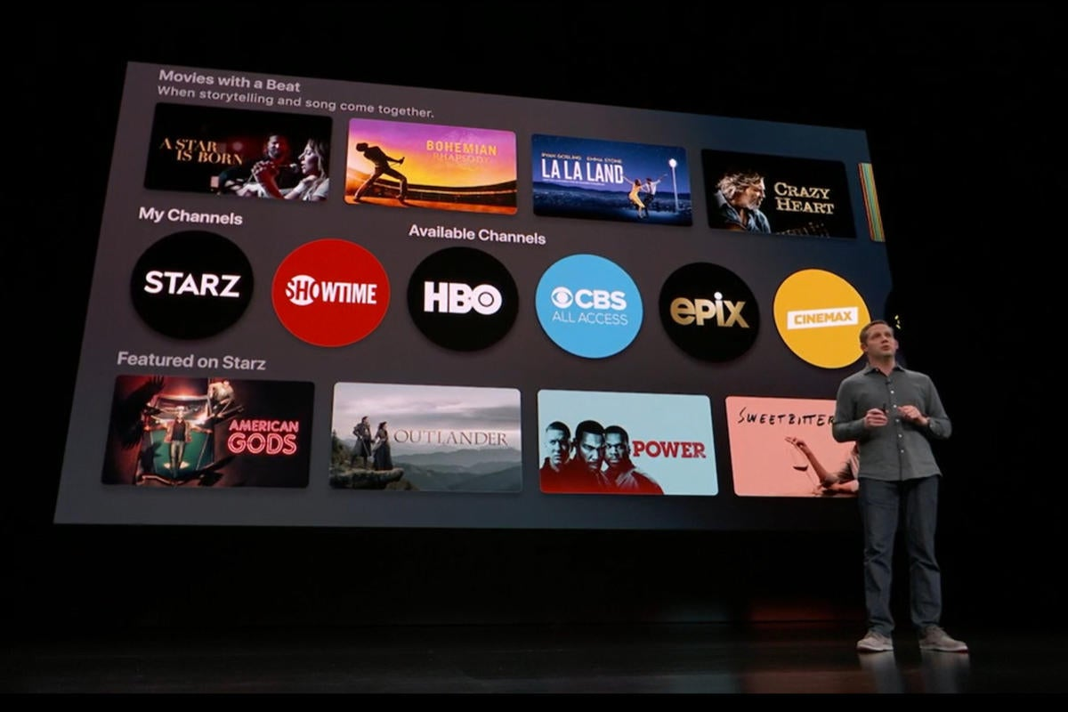 How Apple TV Channels prices compare to native apps like HBO