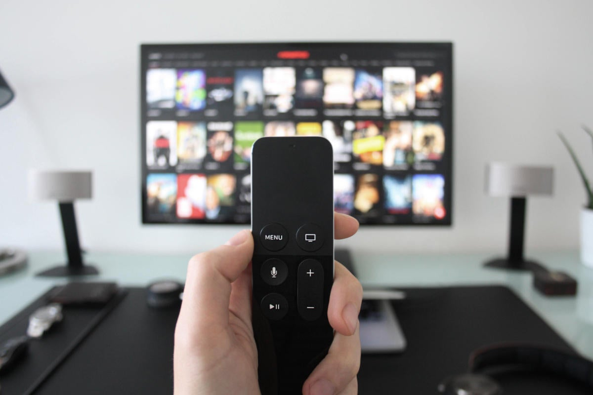 apple tv remote control