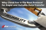 Why Cloud Fax Is the Best Protocol for Rapid and Reliable Data Transfer