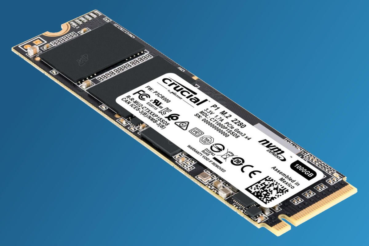 crucial p1 nvme ssd primary