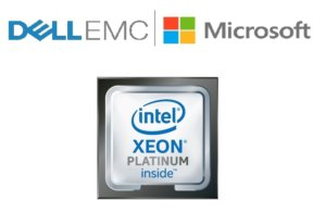 dell msft intel stacked xeon