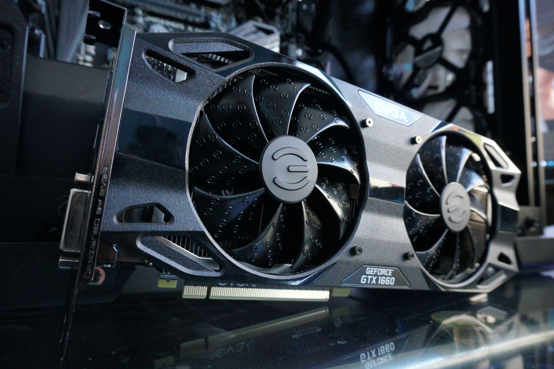 GeForce GTX 1660 XC Ultra