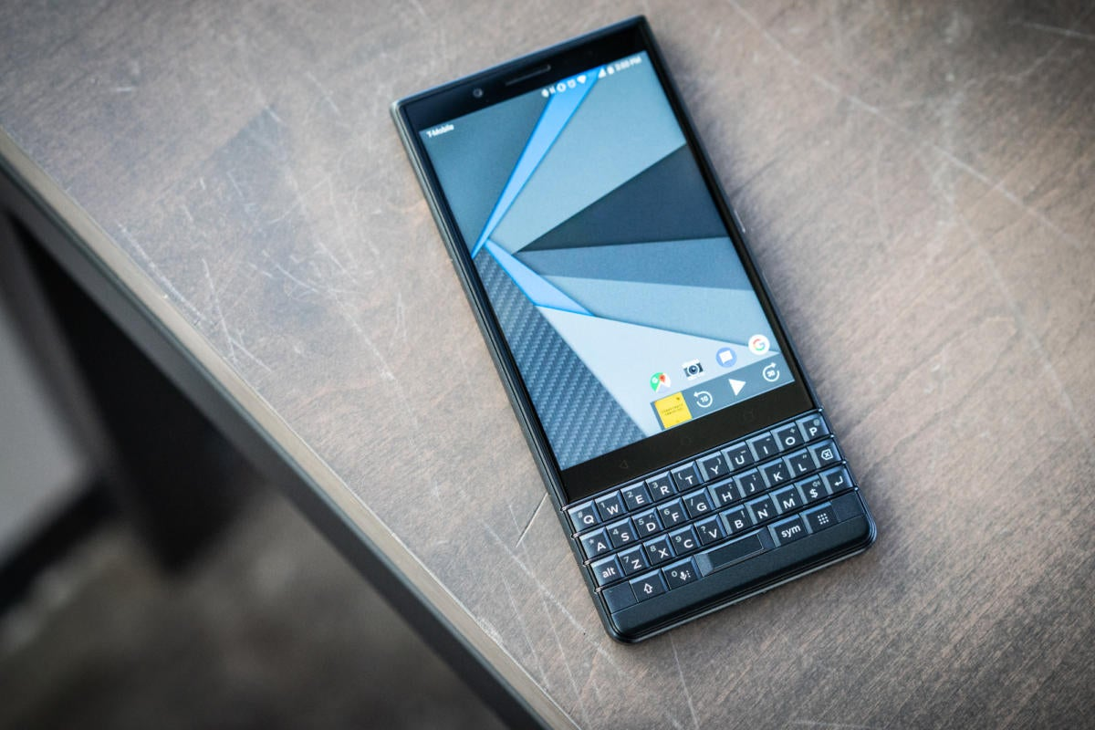 BlackBerry Key2 LE review: A cheaper way to get the keyboard in your