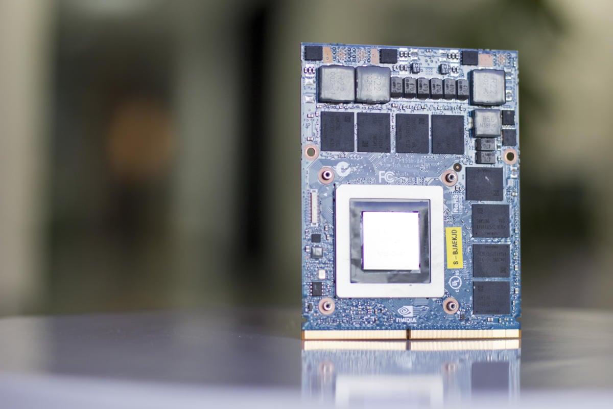 eurocom GeForce GTX 980m MXM