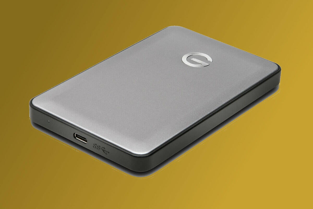 G-Technology G-Drive Mobile USB 3.0 4TB Portable Hard Drive