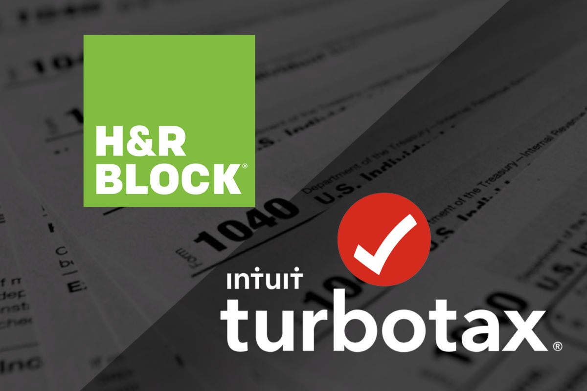 Turbotax Vs H R Block 2019 Which Is The Best Tax Software Macworld
