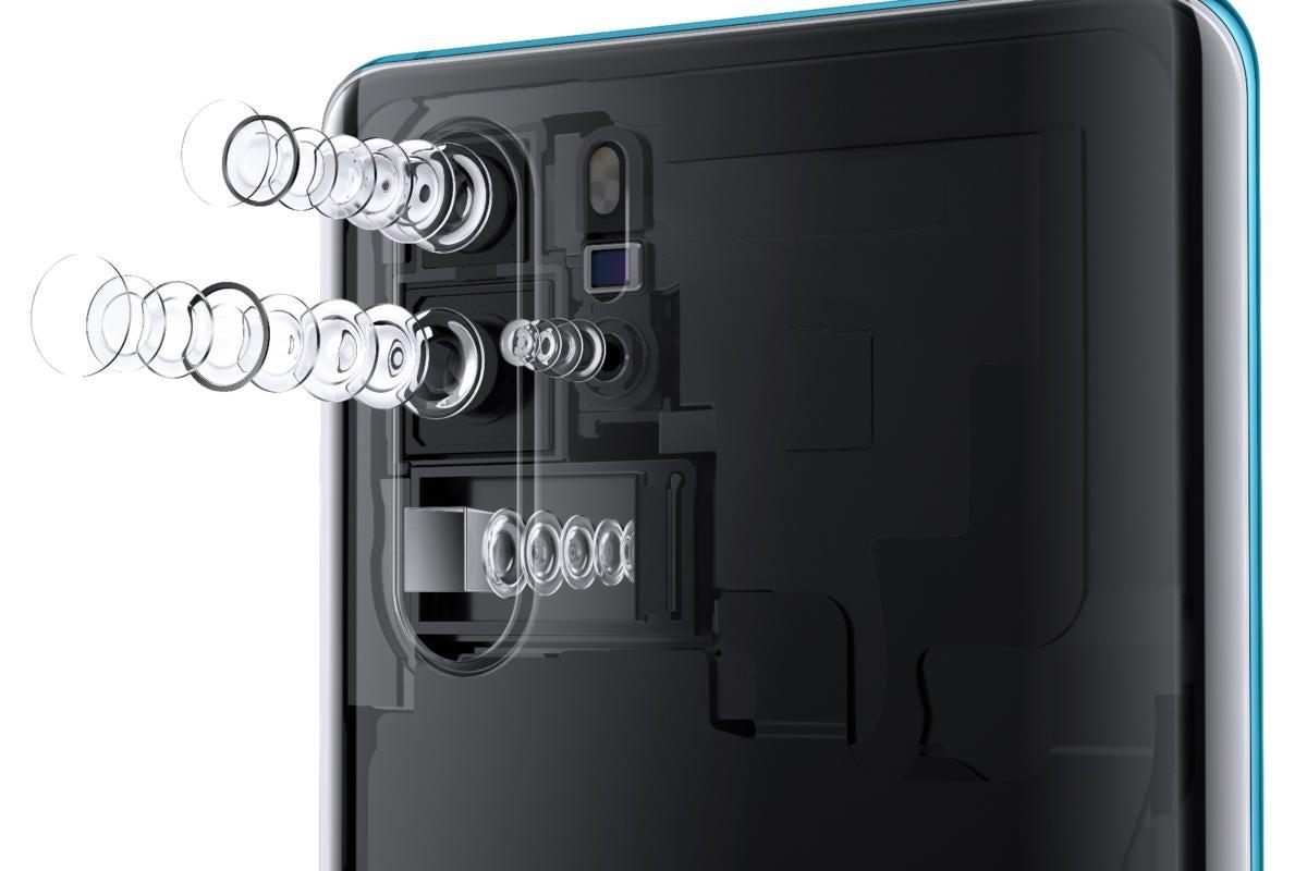 huawei p30 pro cameras