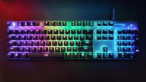 HyperX FPS Alloy RGB