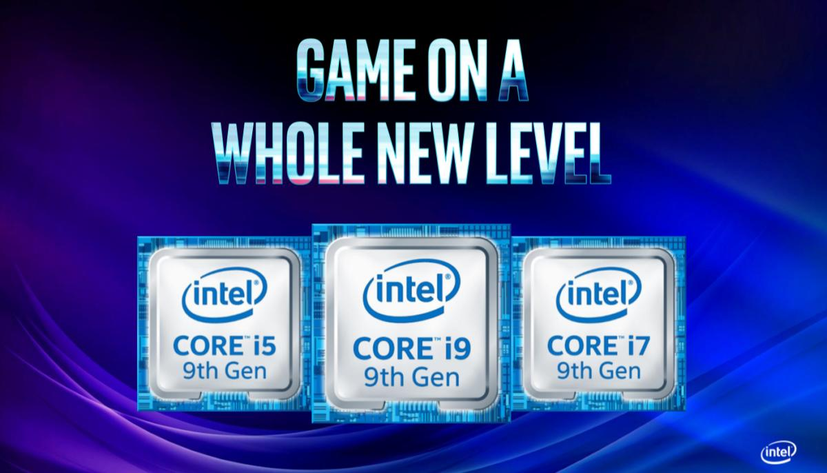 Intel challenges AMD's Ryzen 3000 CPUs to take the Core i9