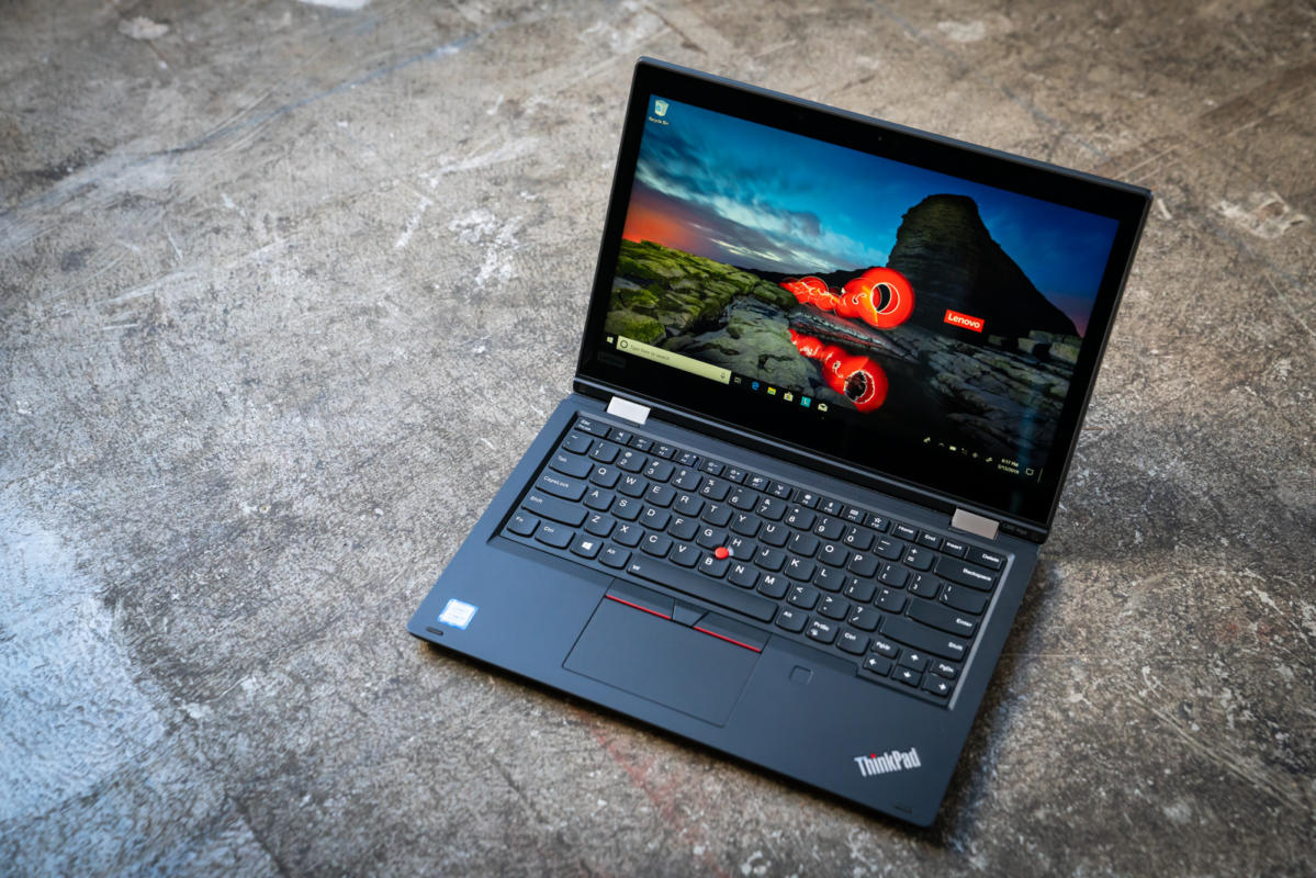 Lenovo ThinkPad L390 Yoga review: A chunky convertible