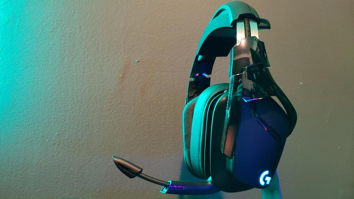 Logitech G935 review: Slight upgrade to an old favorite