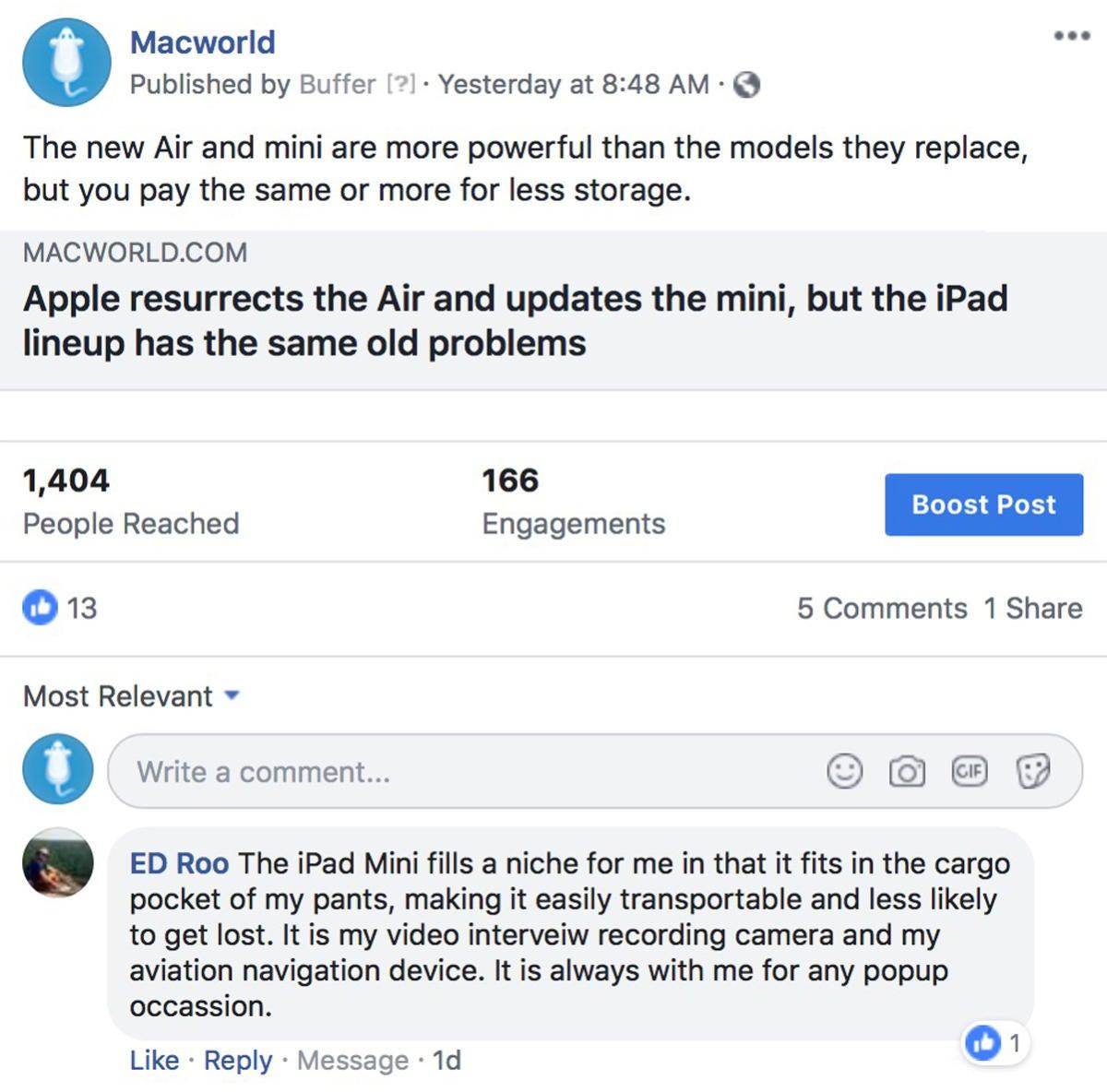 macworld podcast edroo 032019