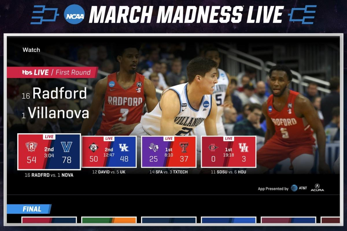 The best ways to watch March Madness without cable | TechHive