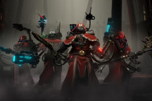 mechanicus hero