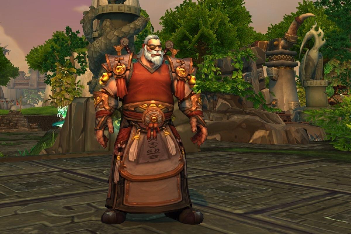 monk fat