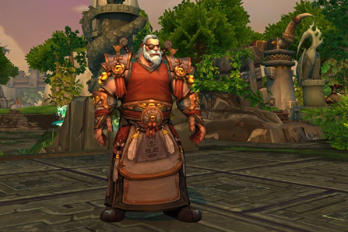 World Of Warcraft Now Lets Me Play As A Fat Guy And I