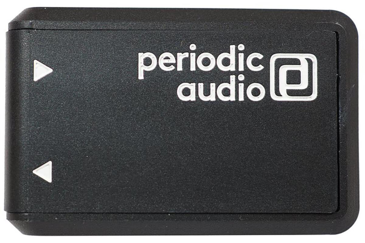 Periodic Audio Nickel headphone amplifier