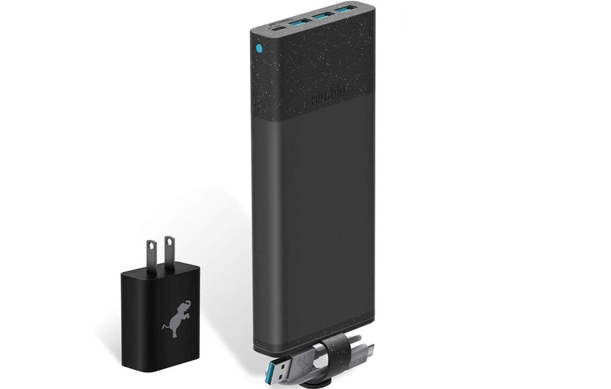 Nimble 10-Day Fast Portable Charger review: Eco-friendly and
