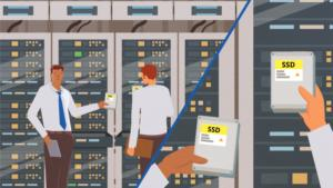 ogt ssd data center animation