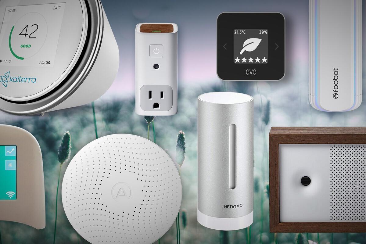 best indoor air quality monitors