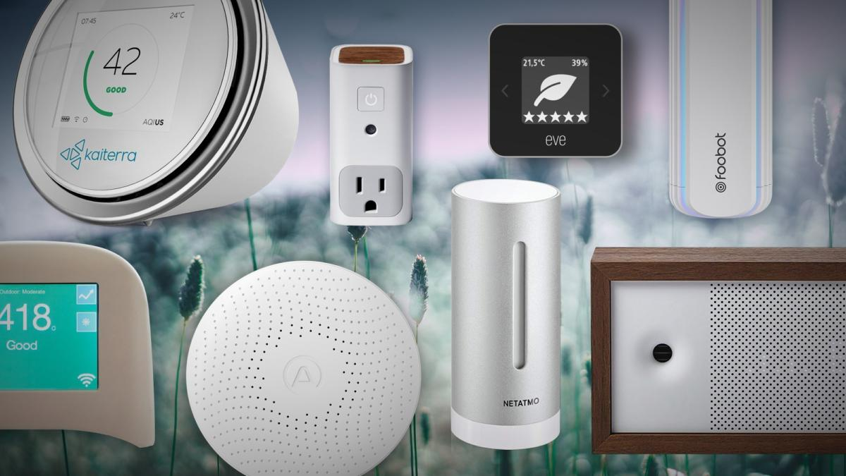 Best indoor air-quality monitors 2020 | TechHive