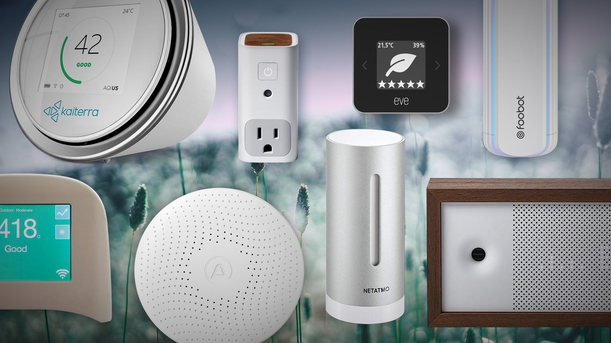 Best indoor air-quality monitors of 2019 | TechHive