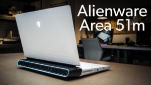 Alienware Area 51m