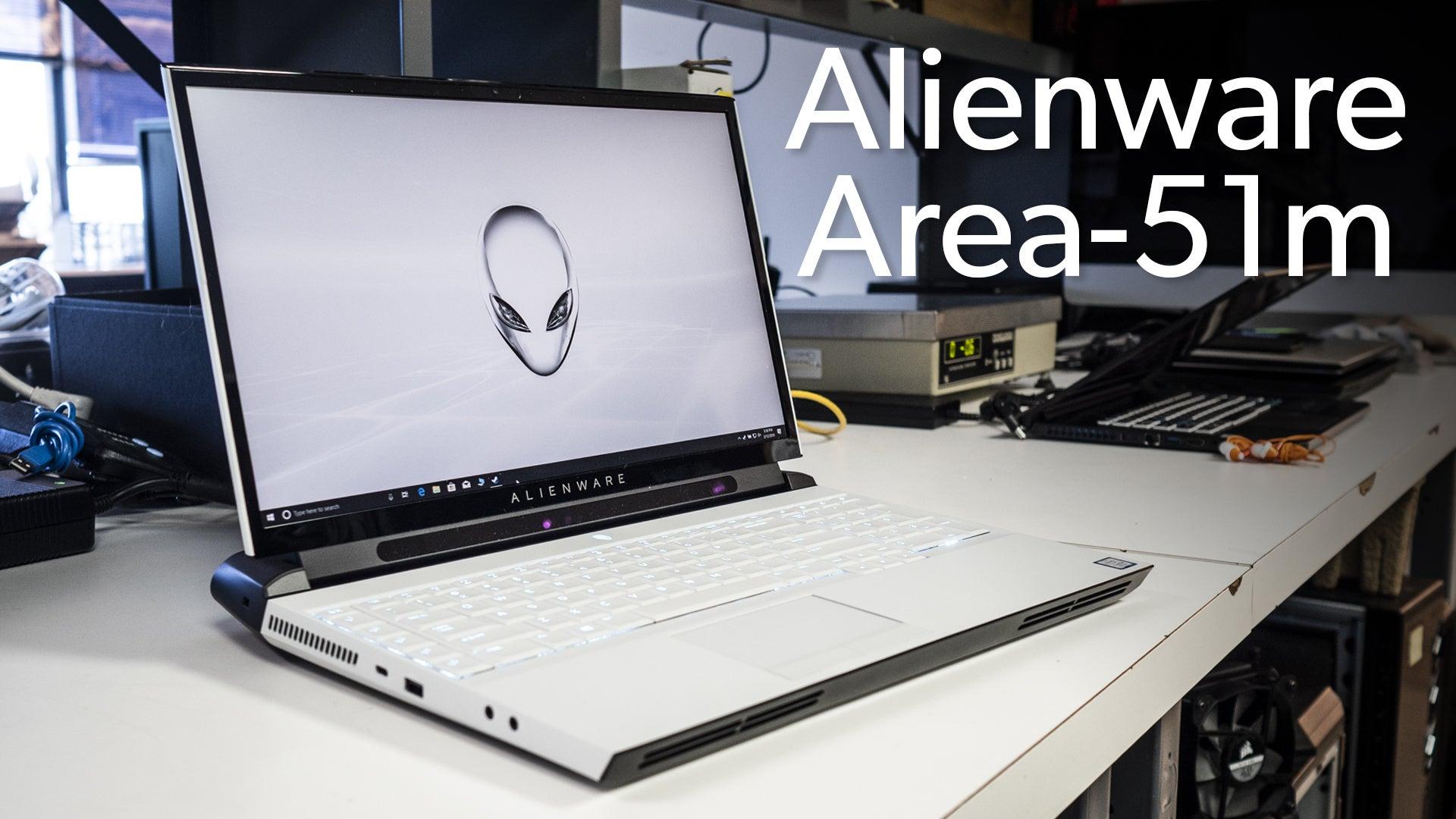 Alienware Area-51m