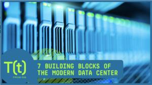 data center building blocks