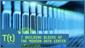 data center building blocks