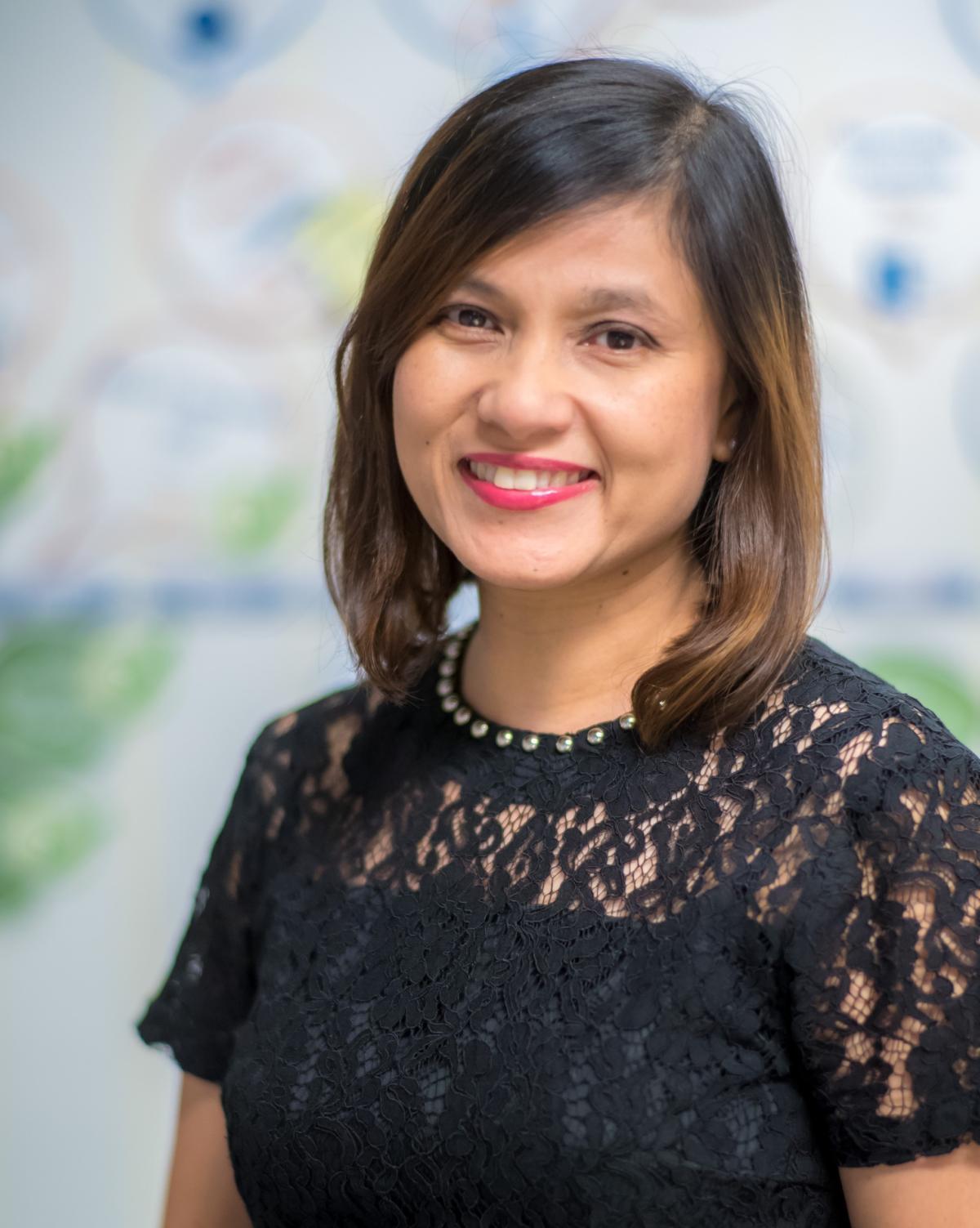 Shirin Hamid, CIO at the Asian Development Bank