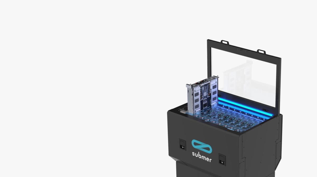 submer liquid cooling