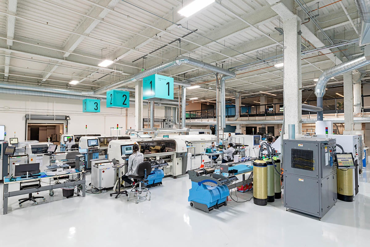 tempo automation iiot factory